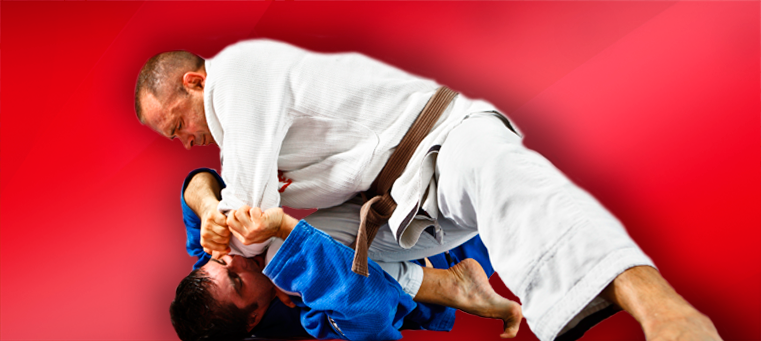 Ground fighting A Brief History of Jiu Jitsu