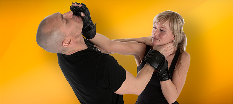 Krav Maga Self Defense Woman Krav Maga is Modern, Close Quarters Self Defense