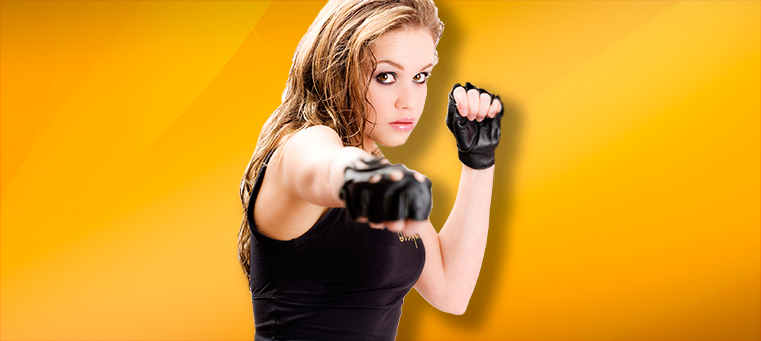 "MMA Woman ""Body Composition Tested"" Martial Artists Free Spar Obesity and WIN!"
