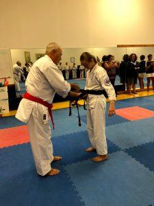 New Black Belt!!