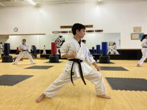Great Zen Stance!