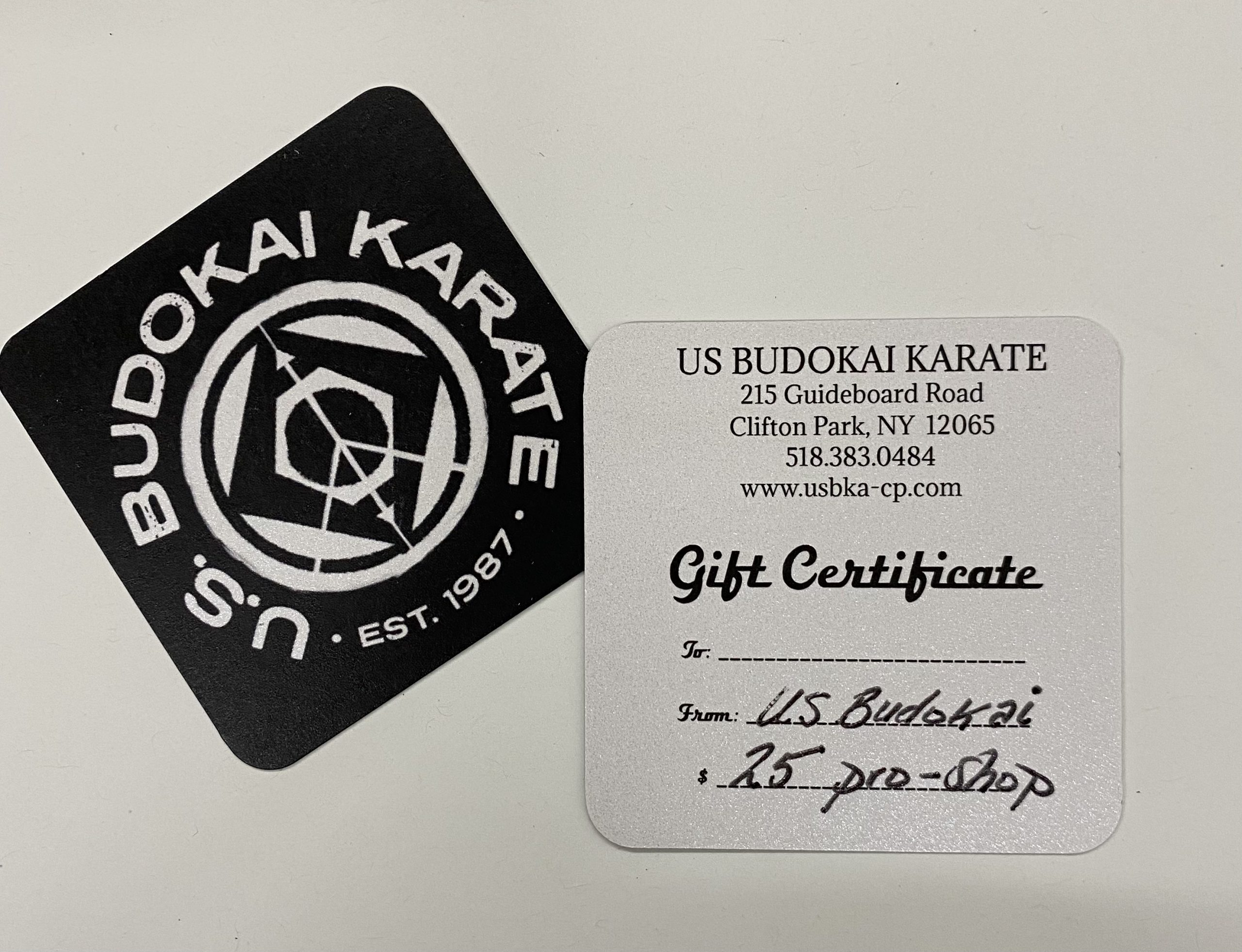 Referral Gift Card!